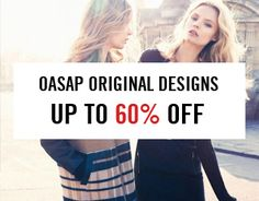 OASAP | Shop High Street Fashion Women's Clothing Online