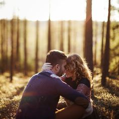Amazing autumn love-story shoot in Finland within pure nature and air (in Russian) Photography: Victoria Samoylova