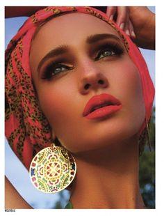 Get student discounts on Beauty brands - Sephora, elf, BH Cosmetics, ULTA… Contour Makeup, Beauty Makeup, Hair Makeup, Hair Beauty, Makeup Bar, Arabic Makeup, Arabic Beauty, Tribal Looks, Moda Chic