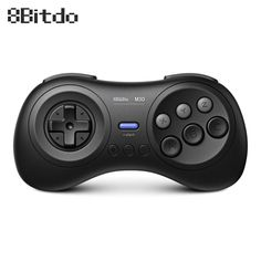 8Bitdo M30 Bluetooth Controller for Switch PC MAC Steam Mac Os 10, Android 4, Bluetooth, Video Games, Usb, Gaming, Connection, Career, Wire