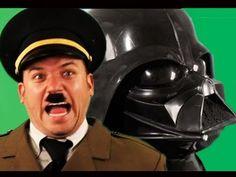 Adolf Hitler VS Darth Vader