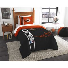 Shop for MLB 835 SF Giants Twin Comforter Set. Get free delivery at…