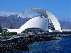 Tenerife Concert Hall, Santiago Calatrava