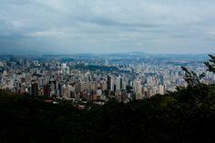Belo Horizonte, vista do Parque das Mangabeiras | Fotografia de Guilherme Queiroz | Olhares.com