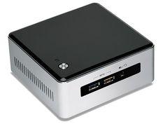 (3) FINN – Intel NUC mediacenter pc til salgs
