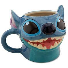 Caneca 3D Stitch Disney - Loja Mundo Geek - Cultura Pop com Estilo