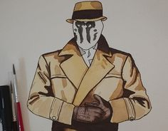"Check out new work on my @Behance portfolio: ""Rorschach"" http://be.net/gallery/44253795/Rorschach"