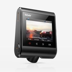 """Camera veicular carro Roav C1 Pro Dash Cam resolucao 2K GPS WiFi Tela 2.4"""" G-Sensor WDR Gravacao Looping Easy Sharing Preta Tudo em eletrônicos, smartphones, celulares, áudio, smartbands, etc..."""