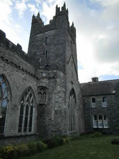 Ireland, Kilkenny, The Black Abbey