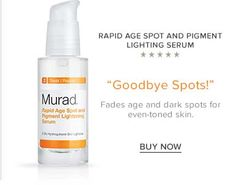 I'm pinning my Murad wish list for a chance to win it! #CelebrateMurad Contest: