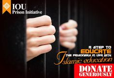 Islamic Online University, Fundraising, Prison, Allah, Announcement, Charity, At Least, Challenges, Positivity