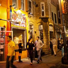 Nearly 50 Years After the 1968 D.C. riots all but destroyedHStreet, the area is enjoying a fast return to its glory days as an entertainment hub thanks to the H StreetMainStreetrevitalization ...