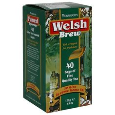 Murrough's Welsh Brew