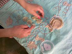 Making Orvieto Crochet Lace
