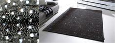 Swarovski tapijt