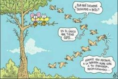 De GPS =)