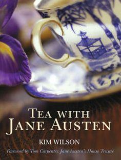 Tea with Jane Austen by Kim Wilson,http://www.amazon.com/dp/0711231893/ref=cm_sw_r_pi_dp_IaJMsb0ZF3908V3X