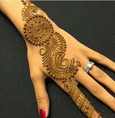 158 Best Mehndi Designs Images In 2019 Henna Patterns Hand Henna