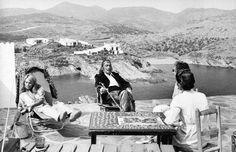 Φωτογραφίες από το ελληνικό καλοκαίρι άλλης εποχής...