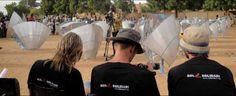 Primera planta de energía solar en Burkina Faso