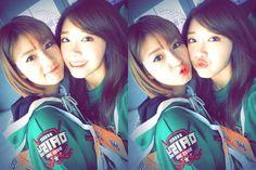 Hayoung & Eunji