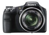 Sony Cyber-shot DSC-HX200V 18.2 MP Exmor R CMOS Digital Camera with 30x Optical Zoom and 3.0-inch LCD (Black) (2012 Model)