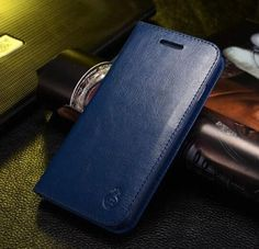Vintage Wallet Card Holder Leather Phone Cover