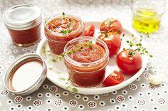 La première conserve à la tomate de bébé