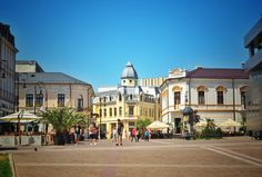Craiova, Romania >>> View other photos like this one >>> DiscoverBucharest is back up! In 6 languages! Travel Alone, Old Town, Romania, Languages, Fine Art Prints, Mansions, House Styles, Photography, Solo Travel