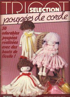 Poupèes de corde - Rosane Al - Álbuns da web do Picasa Reborn, Picasa Web Albums, Toddler Toys, Rubrics, Projects To Try, Crochet Hats, Teddy Bear, Embroidery, Crafts