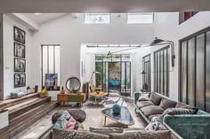 Paris 11e : Maison loft avec terrasse dans une ancienne manufacture - Agence EA Paris