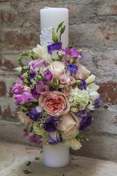 Lumanare 40 cm pastel vuvuzela frezie Wedding Bouquets, Wedding Flowers, Church Flowers, Photo Corners, Floral Wreath, Hair Makeup, Bloom, Pastel, Wreaths