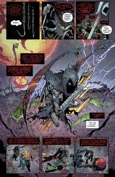 Dark Nights: Metal - Comics by comiXology Dc Comics Characters, Dc Comics Art, Marvel Dc Comics, Marvel Heroes, Batman Metal, Batman Dark, Dark Knights Metal, Batman Arkham Asylum, Dreams And Nightmares