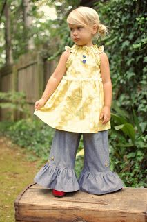 A Couple of Craft Addicts: children's clothing