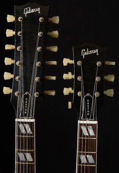 RARE! LTD 2017 Gibson Custom Shop Mid 60s Factory Aged EDS-1275 SG Double Neck
