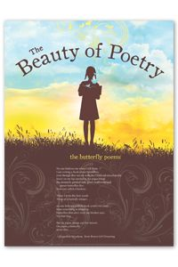 The Beauty of Poetry Poster - Events and Celebrations - Posters - Products for Young Adults - ALA Store