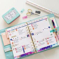 This week in my cute kikki.k planner  by filomioz