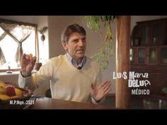 ENTREVISTA a LUIS MARÍA DELUPI, MÉDICO especialista en ALIMENTACIÓN CONSCIENTE - YouTube