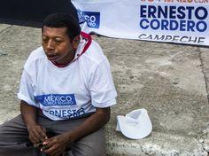 """©México, de la serie: """"Campaña PANISTA 2012"""" 12 de Mayo de 2013, Campeche, Camp; México"""