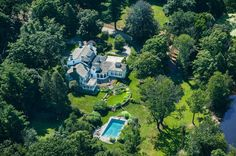 56 Clapboard Ridge Rd, Greenwich, CT 06830 is For Sale - Zillow | 11,004 sf | 7 bed 8 bath | c.1840 mid-country stone & shingle Colonial | 4.7 acres | $9,950,000 USD