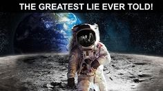 NASA ADMITS WE NEVER WENT TO THE MOON - YouTube
