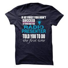 (Top Tshirt Charts) Radio Presenter [Tshirt Best Selling] Hoodies Tee Shirts