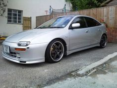 Mazda Lantis Mazda, Good Looking Cars, Custom Cars, Cars And Motorcycles, Garage, Street, Wallpaper, Sport Cars, Cars Motorcycles
