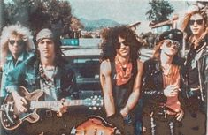 Guns N Roses, Axl Rose, 80s Rock Bands, Band Photography, Dead Man, Great Bands, Rock N Roll, Guys, Men