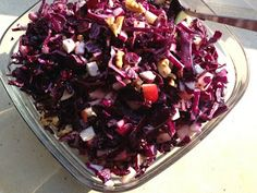 Feta, Lchf, Acai Bowl, Cabbage, Low Carb, Vegetables, Breakfast, Acai Berry Bowl, Morning Coffee