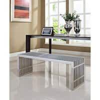 Medium Stainless Steel Gridiron Bench