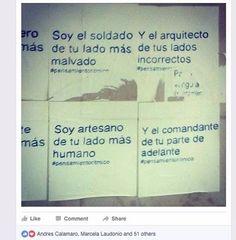 Andrés Calamaro gusta de #pensamientoritmico