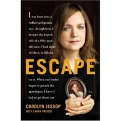 An outstanding book - Carolyn, thanks so much for this...a personal story of one woman's fight to leave the polygamist life.