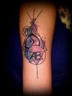 vægt tattoo