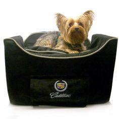 Cadillac car seat #pets